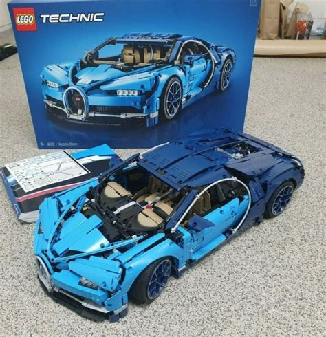 This is a good price on the legit lego chiron, so don't miss out here. Lego Technic Bugatti Chiron (42083) for sale online | eBay