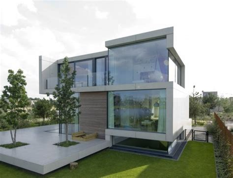 Ultra Modern Villa Designs Pictures by Contemporary White Villa Design Equipped Ultra Modern