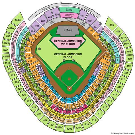 yankee stadium seating chart