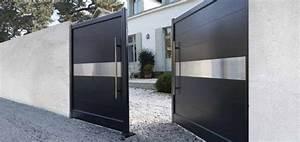 les 124 meilleures images du tableau j mon portail sur With la maison de l artisan 3 15 idees de portes dentree moderne blog jaimemonartisan