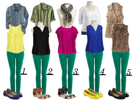 what color goes with green what to wear with green pants car interior design