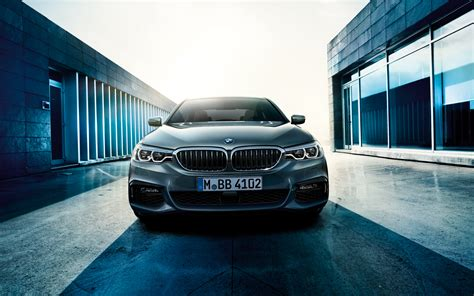 Bmw 5 Series Sedan 4k Wallpapers by The 2017 Bmw 5 Series Wallpapers