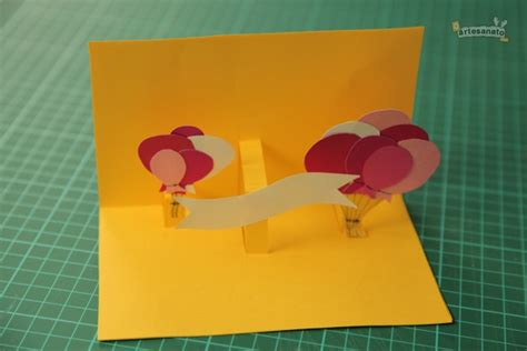 creative  birthday card diy tutorial