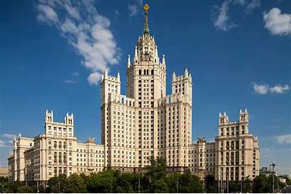 Architecture Stalinist Russia Century 21st Cake Communist