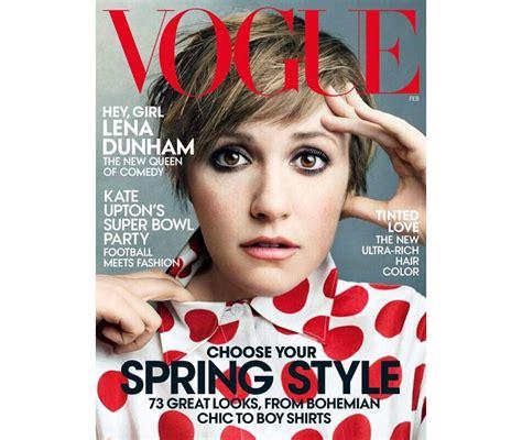 Une Vanité by Lena Dunham La Reine Des 171 187 En Une De Vogue