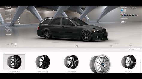 e46 touring tuning 3dt tuning 1 bmw 3 series e46 touring 02