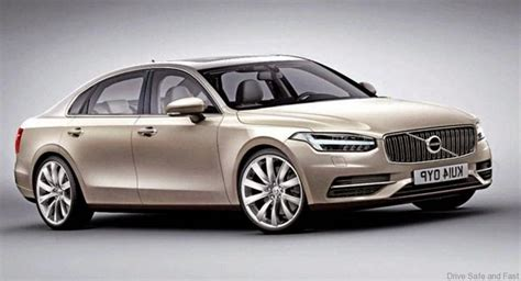 S90 Hd Picture by Volvo S90 Luxury Sedan Confirmed For 2016 Dsf My