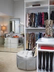 Dressing Room Closet Idea