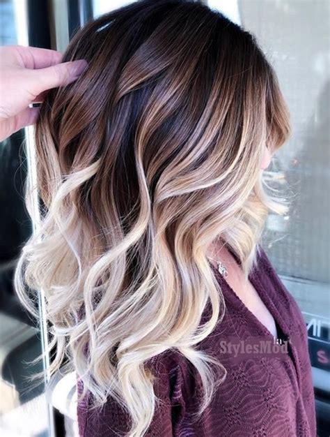 brilliant balayage hair color highlight   hair