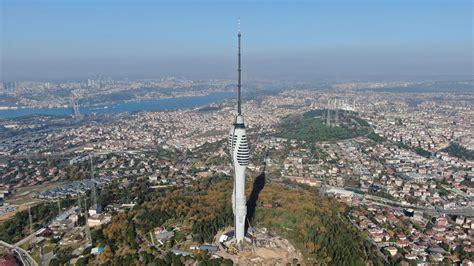 Güzel görünen kule, son derece modern durarak beğenimi kazanmış kule. Çamlıca Kulesi'nde İnşaat Çalışmalarında Sona Gelindi ...
