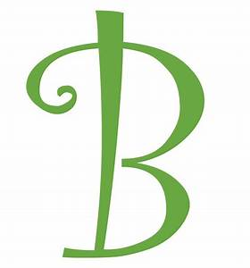 letter b initial vinyl car decal window sticker monogram With letter decals for glass