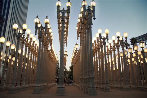 Lights Lacma by Los Angeles County Museum Of Lacma Picturing Kipi