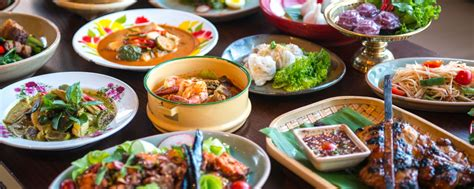 thailande cuisine la cuisine thaïe thaïlande