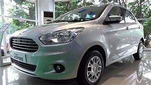 Cars Dinos  Ford Figo Aspire First Drive Review  Walkaround  5 Colours
