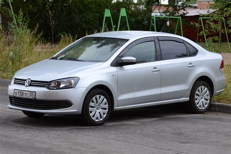 Volkswagen Polo Picture by 2013 Volkswagen Polo Sedan Pictures Information And