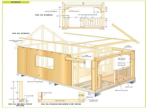 cabin floor plans free free diy cabin plans free cabin plans bunkie plans mexzhouse com