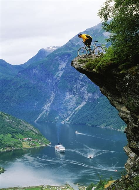 Top 10 Most Extreme Moments Of Life On The Edge  Top Inspired