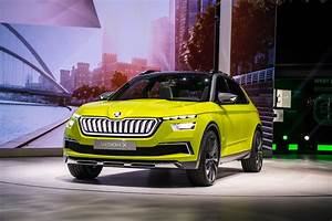 Skoda Vision X : skoda ceo hints early 2021 launch for skoda vision x concept based suv in india ~ Medecine-chirurgie-esthetiques.com Avis de Voitures