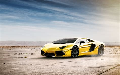 Most Beautiful Lamborghini Aventador Wallpaper