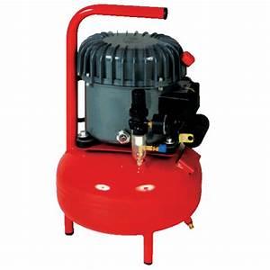 Prix D Un Compresseur : compresseur mobile silencieux 9 l 40 db a avec huile ~ Edinachiropracticcenter.com Idées de Décoration