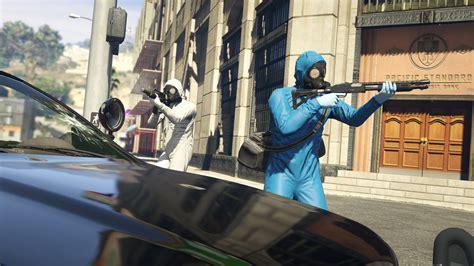 gta 5 bureau heist best approach gta heists leaked details gear weapons