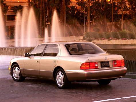 lexus ls400 1997 lexus ls 400 ucf20 39 1997 2000
