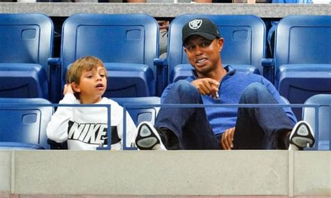 Tiger Woods to play alongside 11-year-old son Charlie at ...