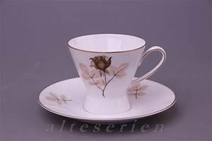 Rosenthal Form 2000 : form 2000 schattenrose mit goldrand kaffeetasse mit untere alteserien ~ Watch28wear.com Haus und Dekorationen