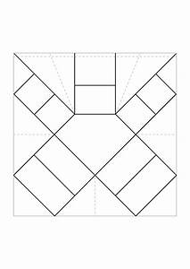 Free Printable - Origami Crystal Box   Tutorial