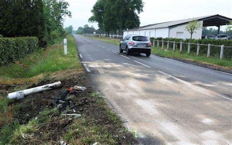mont de marsan un landais de 21 ans se tue sur la route sud ouest fr