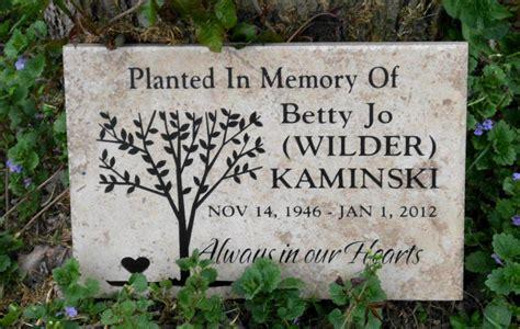 engraved memorial garden plaques for albums