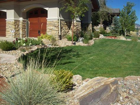 xeriscape yard landscaping landscaping ideas for front yard xeriscape