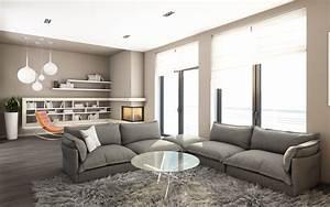 Fotos von wohnzimmer high tech stil innenarchitektur sofa for Bilder von wohnzimmer