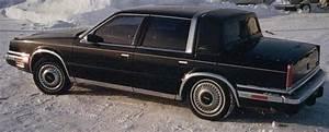 Bulitt 1989 Chrysler New Yorker Specs  Photos