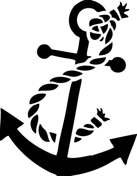 Boat Rope Clipart by Boat Anchor Clip 101 Clip