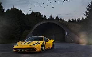 Beautiful Ferrari 458 Speciale Wallpaper Full HD Pictures
