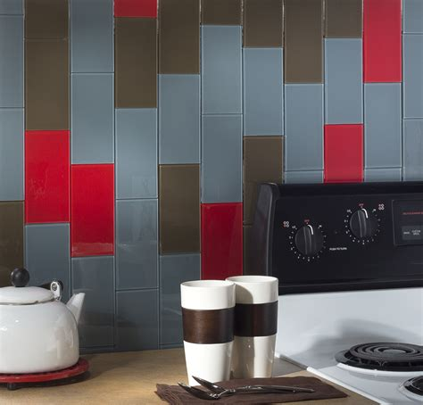 aspect glass tiles new aspect glass peel stick backsplash tiles now available