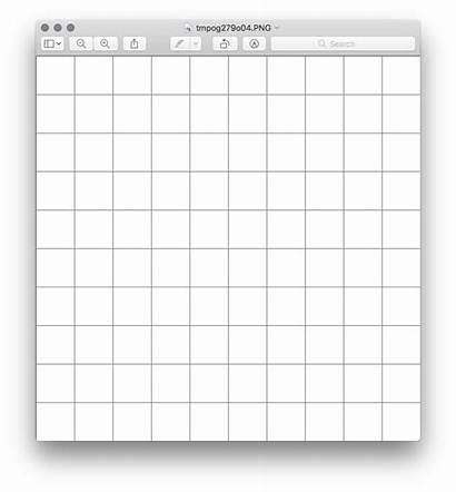 Drawing Python Grid Grids Pillow Simple Columns