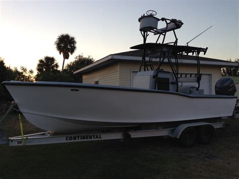 Bay Boats On Sale by 24 Foot Freeland Bay Boat With Dual Station Tower For Sale