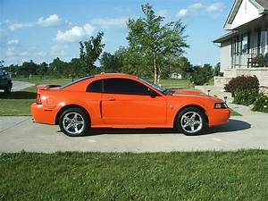2004 Ford Mustang GT 1/8 mile Drag Racing timeslip 0-60 - DragTimes.com