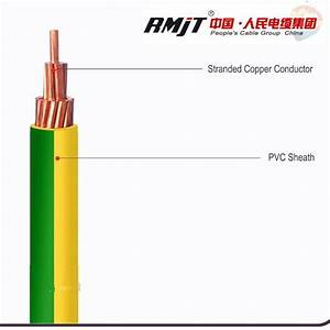 China Electrical Wire Cable Y  G Grounding Wire Copper Wire