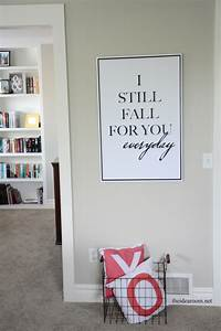 Wall decor for master bedroom : Master bedroom signs with shutterfly the idea room