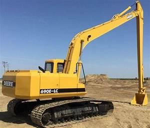 John Deere 690e Lc Excavator Service Repair Technical
