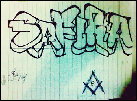 Grafiti Nama Gue Sendiri