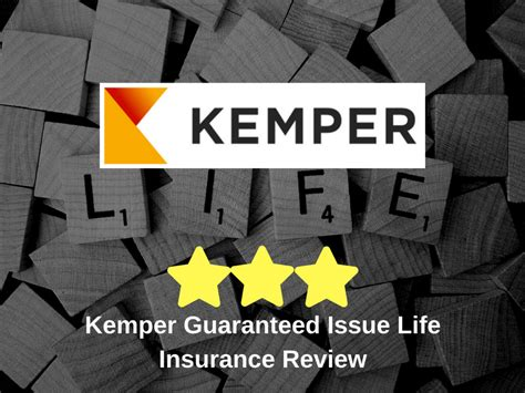 Kemper life insurance company is one of america's leading financial services providers. Kemper Guaranteed Issue Life Insurance Review Compare w/Others