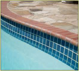 waterline pool tile ideas home design ideas
