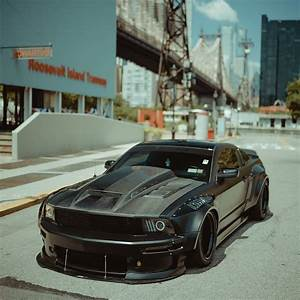 """Supercharged Ford Mustang GT """"Venom"""" Looks Tough, Coming to 2020 SEMA - autoevolution"""