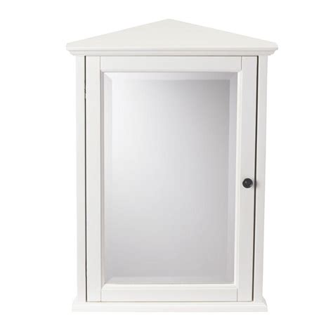 medicine cabinet for home home decorators collection hamilton 20 in w x 27 in h