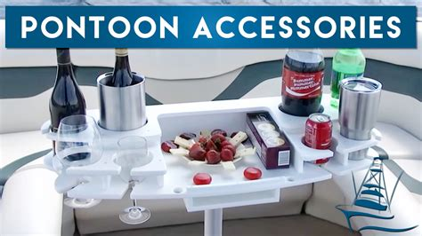 Pontoon Accessories by Pontoon Accessories Drink Holders Trash Storage And
