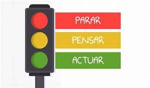 Control de impulsos: La técnica del semáforo Psico Ayuda Infantil